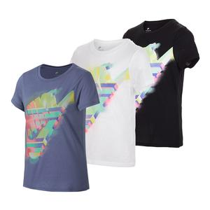 Girls` Painted Futura Tee