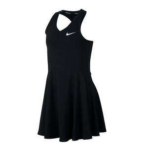Girls` Court Pure Tennis Dress
