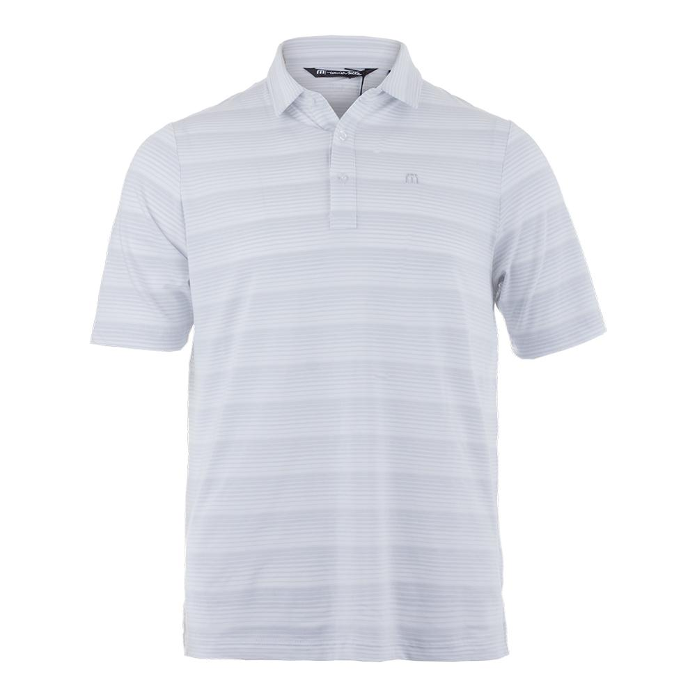 Men's Kewl Tennis Polo White