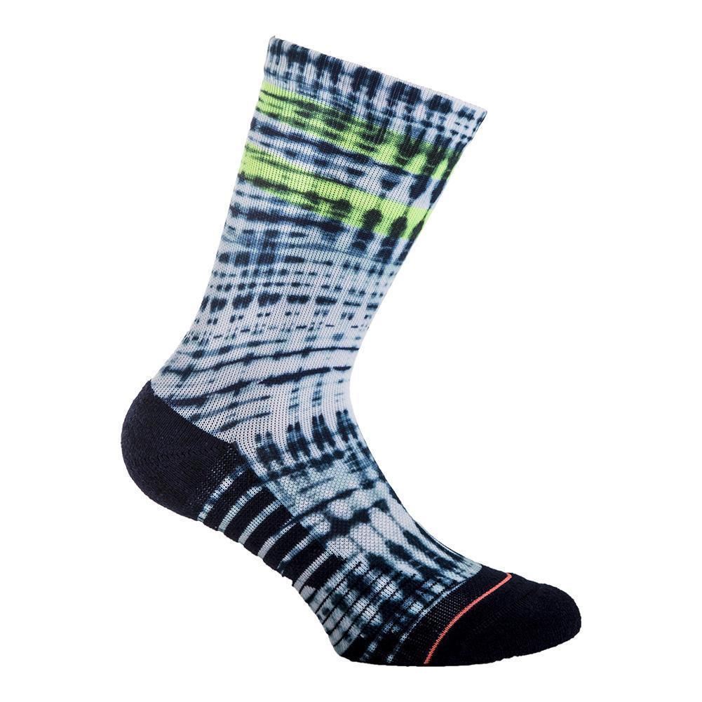 Women's Tanzania Socks Blue