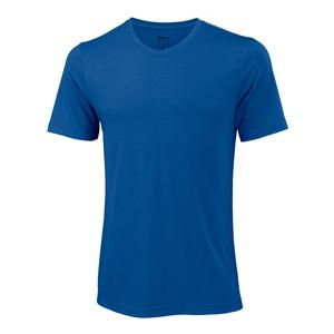 Men`s Condition Tennis Tee Prince Blue