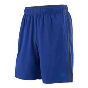 Men`s Urban Wolf 2 Woven 8 Inch Tennis Short Mazarine Blue