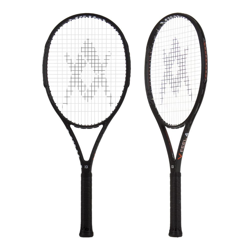 V- Feel 4 Demo Tennis Racquet 4_3/8