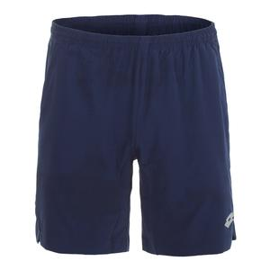 Men`s Dragon Tech II Tennis Short Blue College