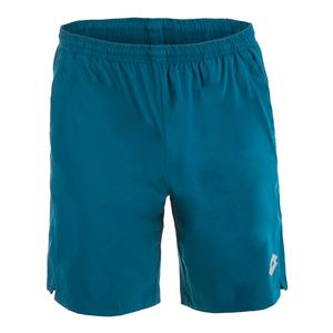 Men`s Dragon Tech II Tennis Short Green Dandy