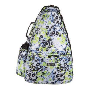 Women`s Tennis Backpack Hari Print