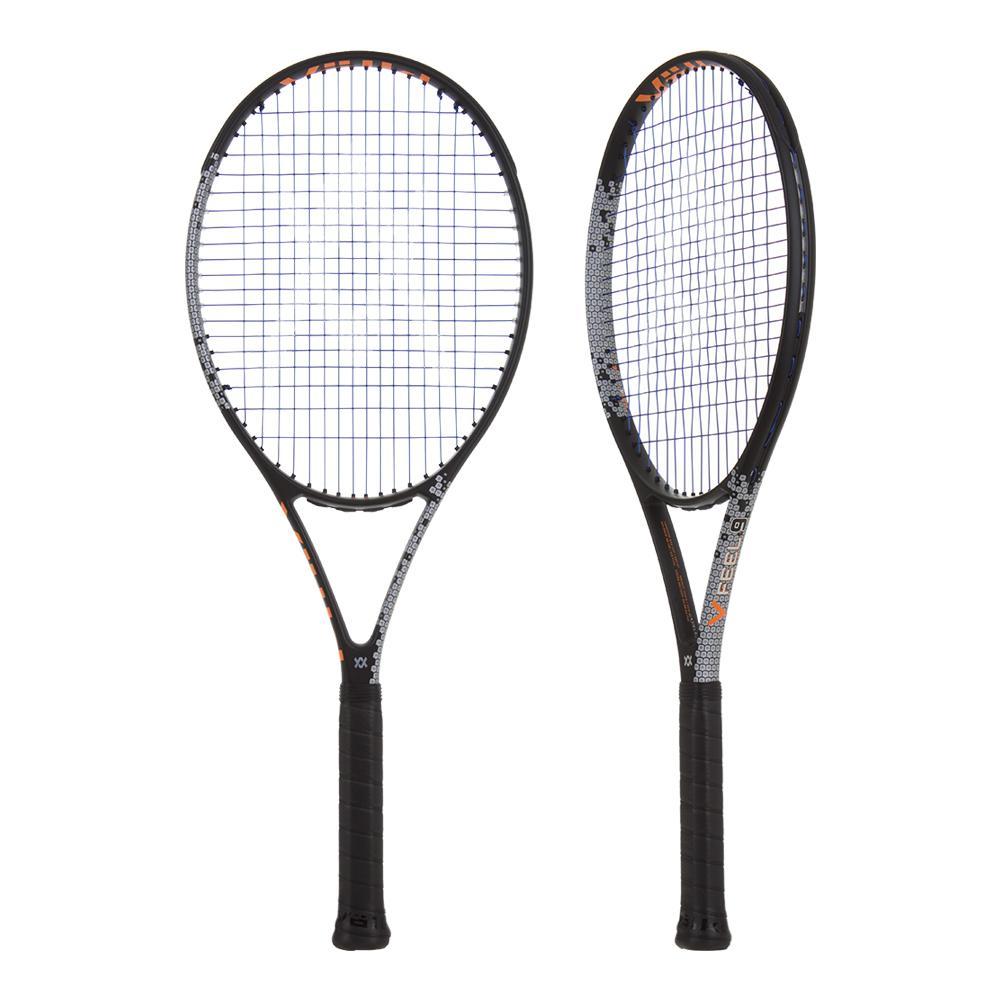 V- Feel 9 Demo Tennis Racquet 4_3/8