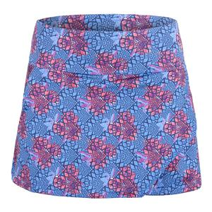 Women`s Fly 13 Inch Tennis Skort Goddess Print
