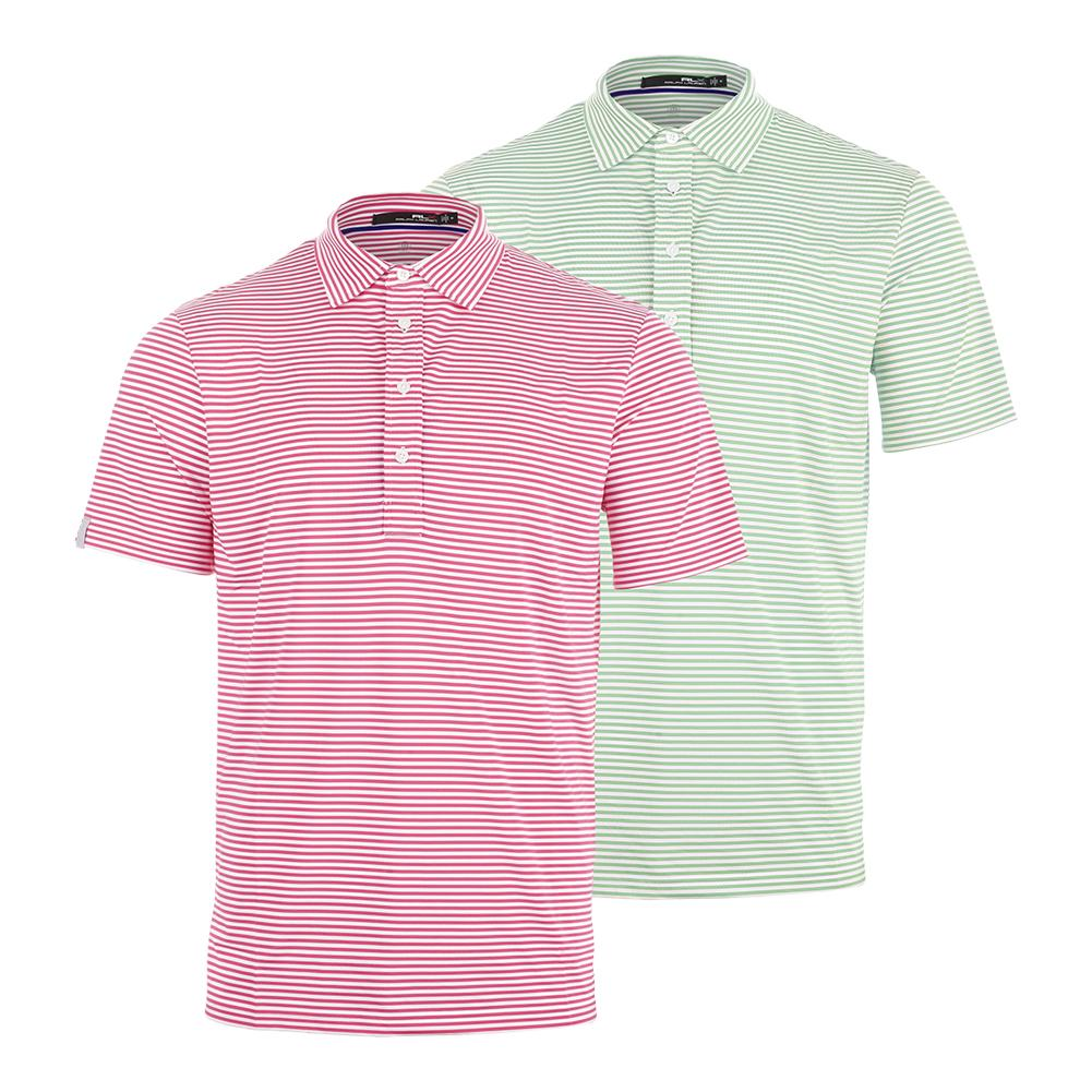Men's Feed Stripe Airflow Tennis Top