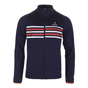 Men`s Heritage Tracksuit Jacket Navy