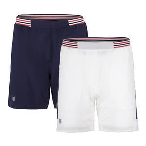 Men`s Heritage 8 Inch Tennis Short