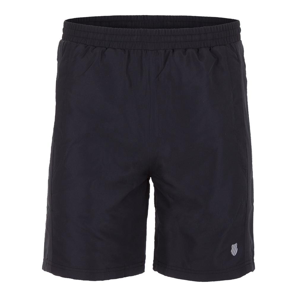 Men's Challenger 9 Inch Tennis Short Black
