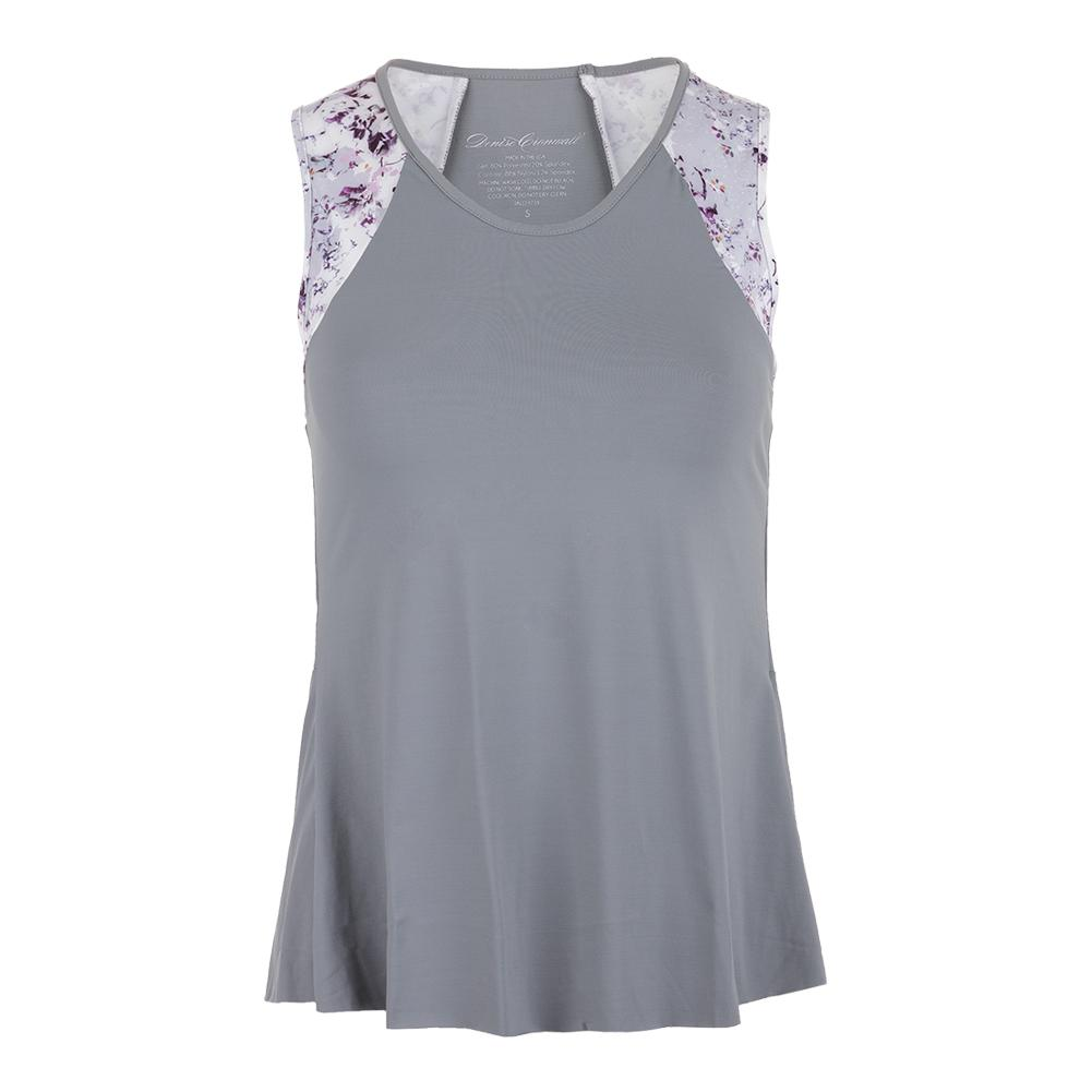 Women's Tennis Tank Gray