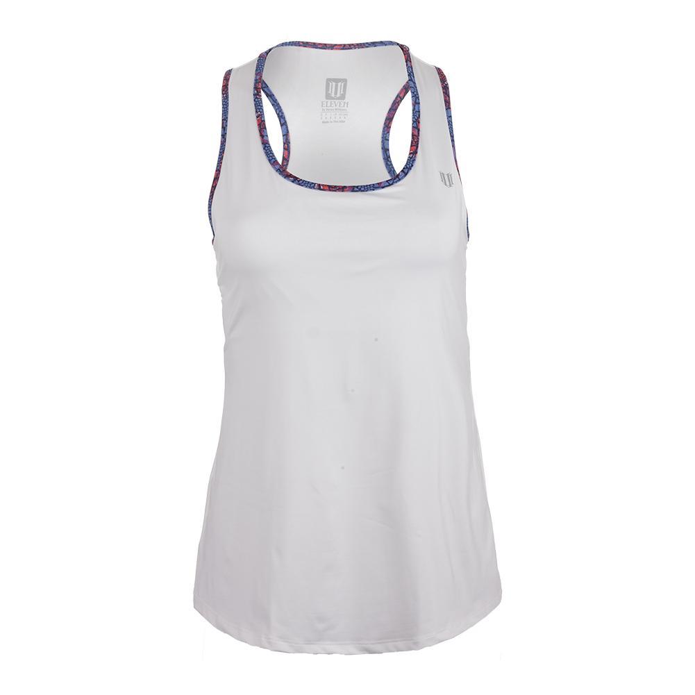 Women's Aerate Tank White