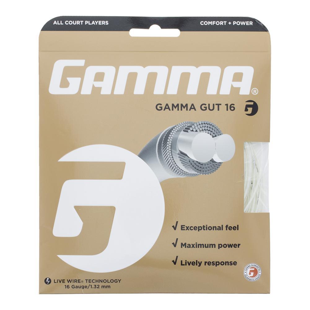 Gamma Gut Tennis String