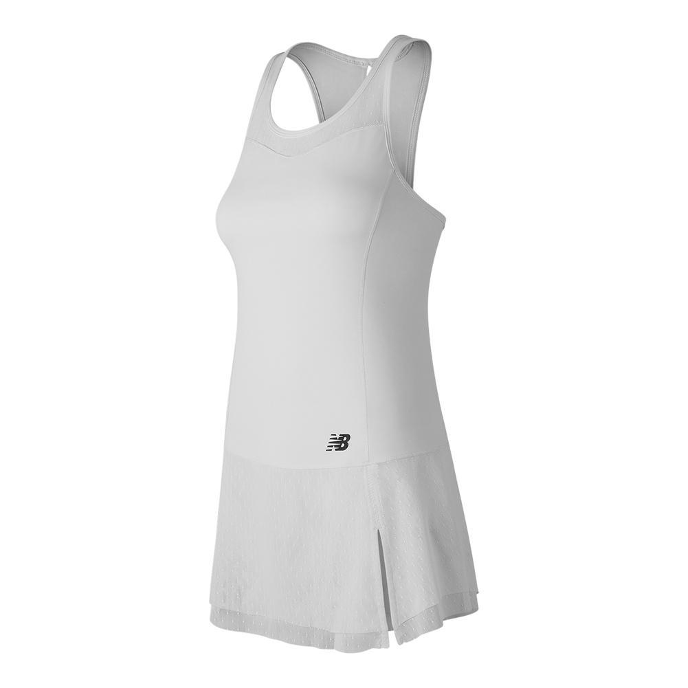 Women's Tournament Tennis Dress White