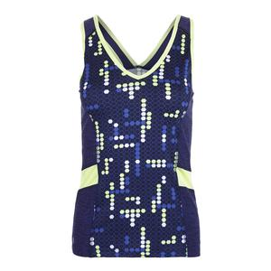 Women`s Alicia Tennis Tank Bright Lights