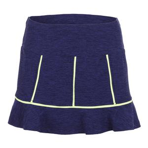 Women`s Brianna 13.5 Inch Tennis Skort Twilight Space Dye