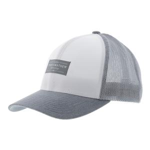 Men`s Zigrat Tennis Cap White