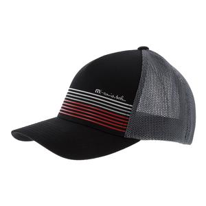 Men`s Braids Tennis Cap Black