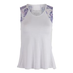 Women`s Tennis Tank Top White