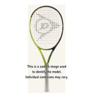 DUNLOP FORCE 100 TOUR USED TENNIS RACQUET 4_3/8