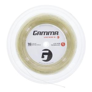 Live Wire 360 Foot Tennis String Reel Natural
