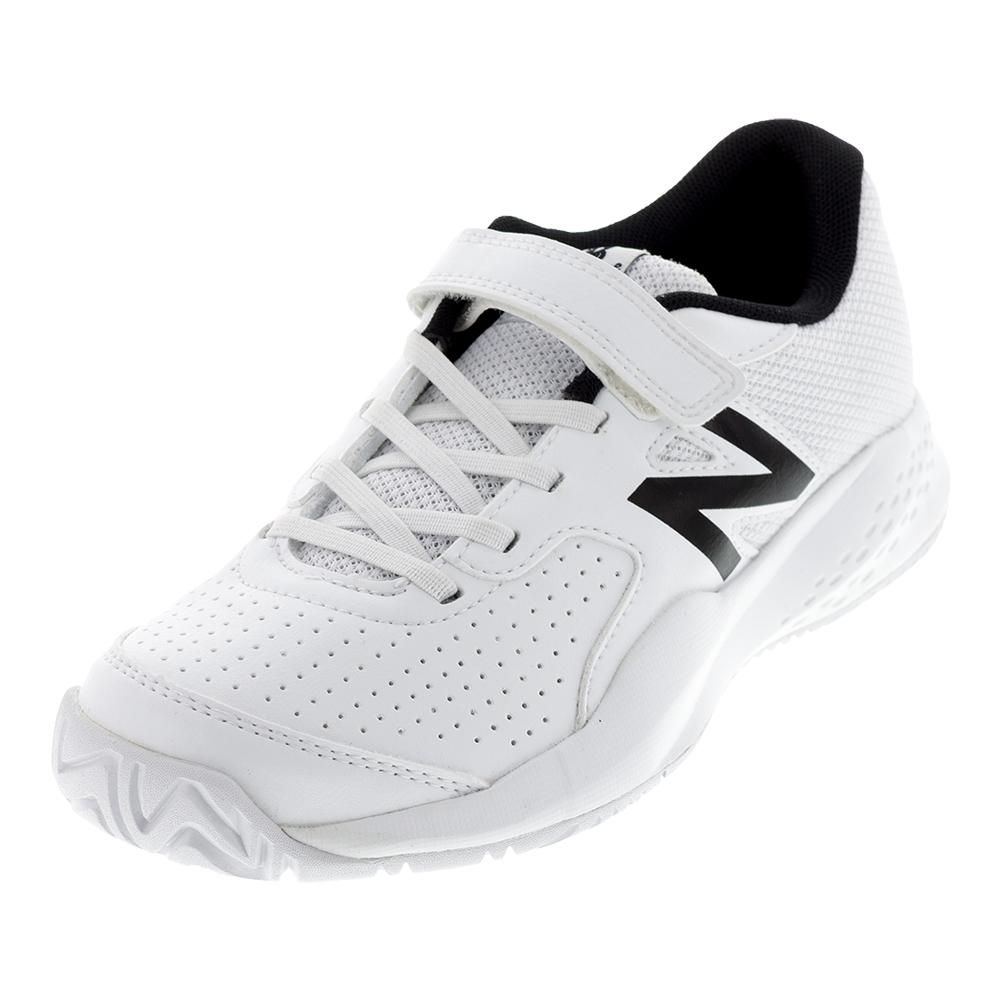 Juniors ` 696v3 Tennis Shoes White And White