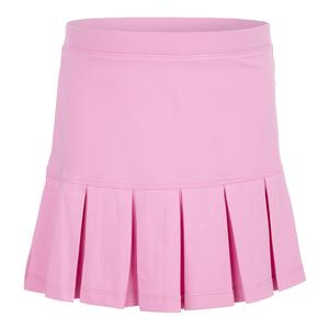 Girls` Pleated Tennis Skort Pink