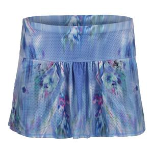Women`s Pocket Tennis Skort Floral Fantasy