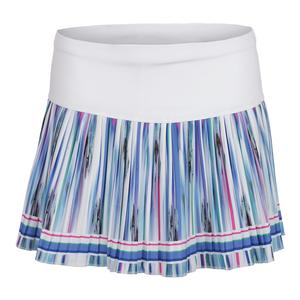Women`s Pleated Tennis Skort Blurred Orchid