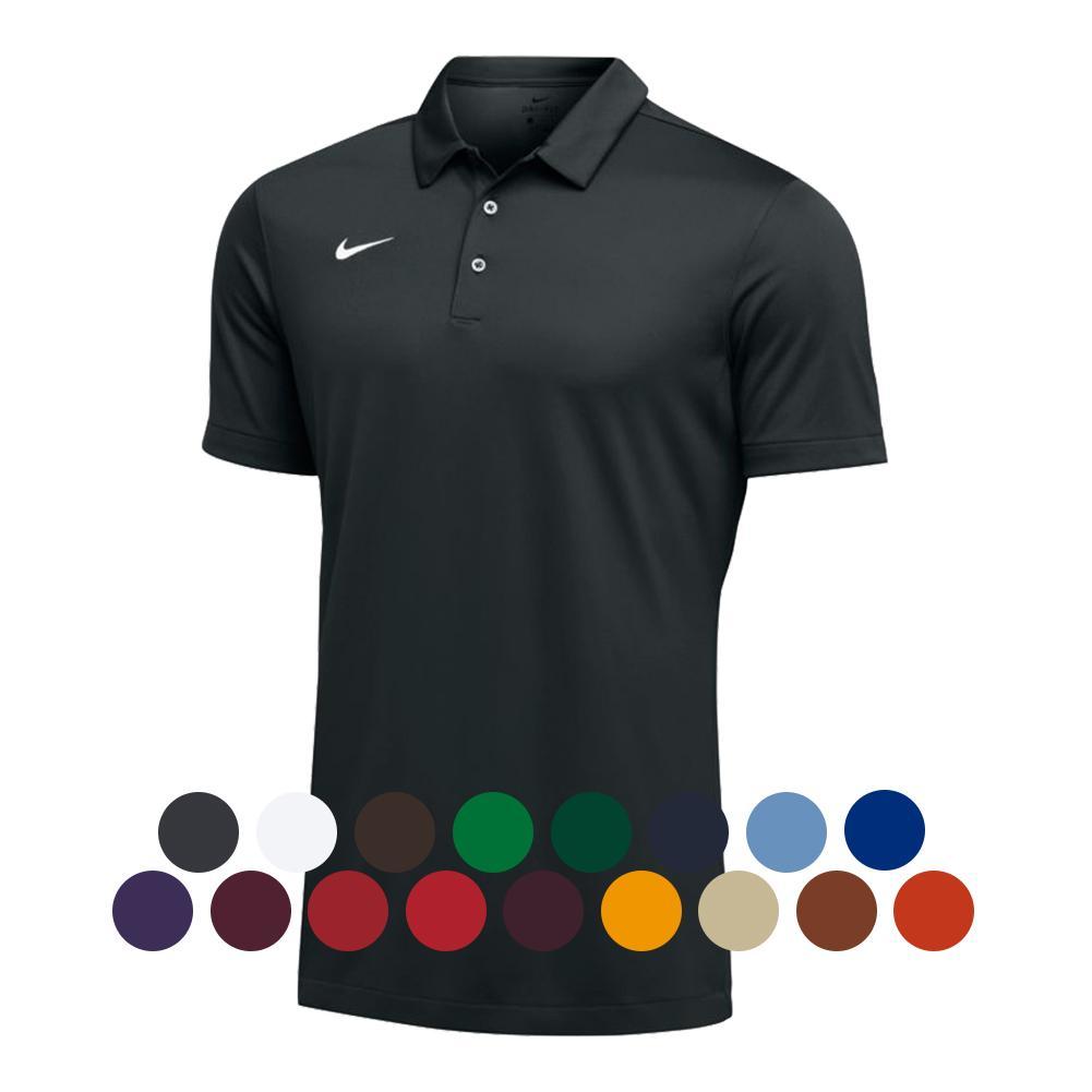 Men's Short Sleeve Team Polo