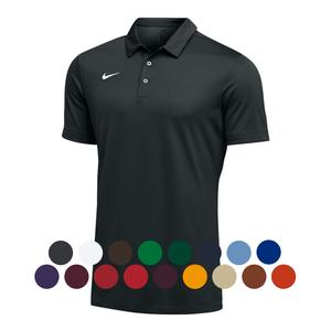 Men`s Short Sleeve Team Polo