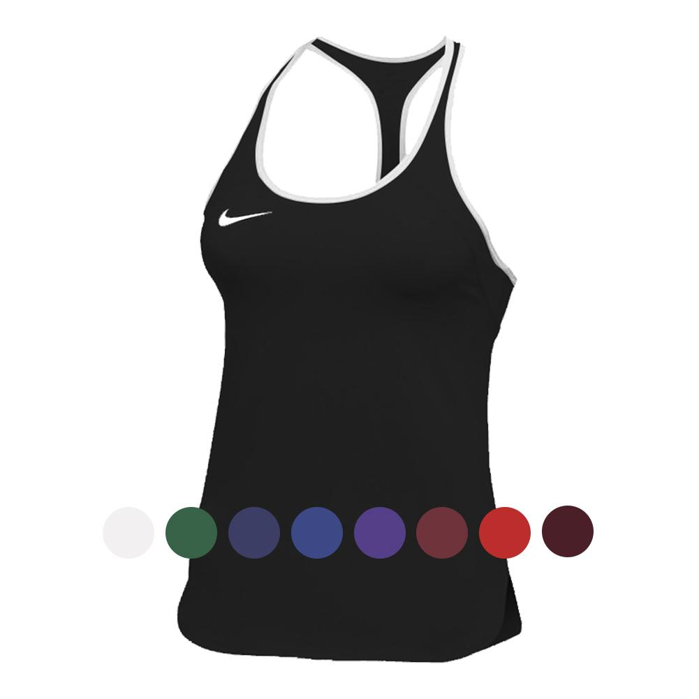 Women's Team Dry Tennis Tank