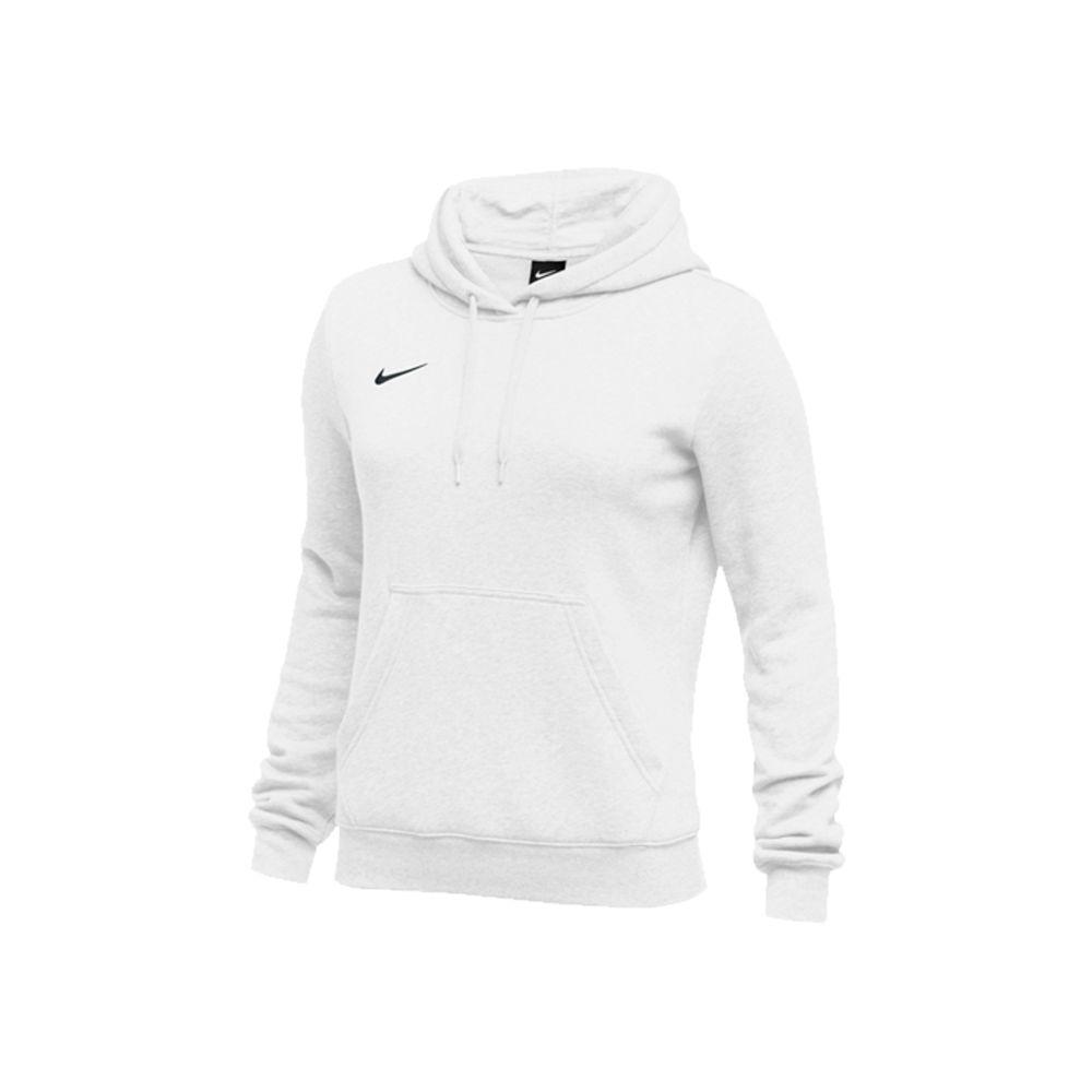 9bdcca42f Women`s Club Fleece Hoodie 100_WHITE