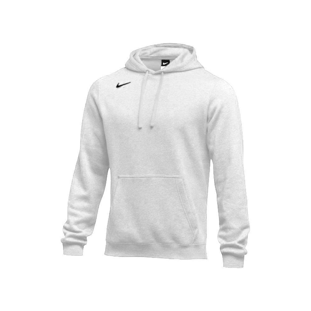 fb05a8c7c Men`s Fleece Club Hoodie 100_WHITE