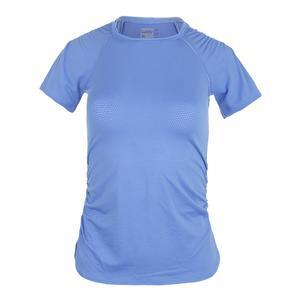 Women`s Surreal Short Sleeve Tennis Top Blumarine