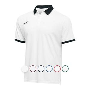 MENS TEAM DRY TENNIS POLO