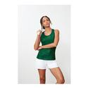 Women`s Core Printed Racerback Tank 302_FOREST_GREEN