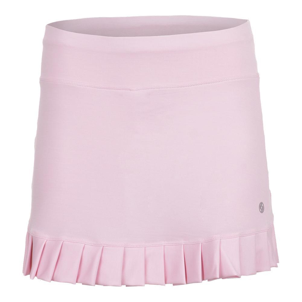 Women's Control Tennis Skort Light Pink