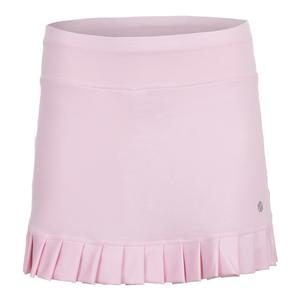 Women`s Control Tennis Skort Light Pink