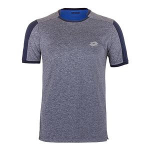 Men`s Dragon Tech II Tennis Tee Mel Blue College