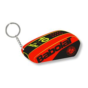 Decima Key Ring