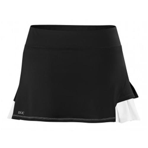 Women's Double- Pleated Flirt Skirt