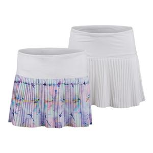 Women`s Elite 13.5 Inch Pleated Tennis Skort