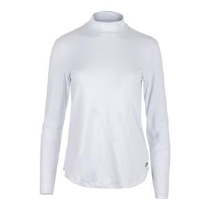 Women`s Pro Tennis Top White