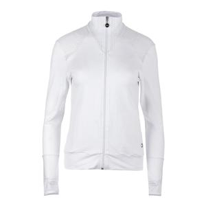 Women`s Club Tennis Jacket White