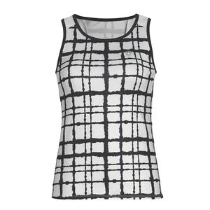 Women`s Absolute Racer Back Printed Tank