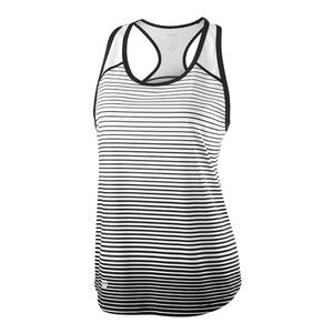 Women`s Team Striped Tank