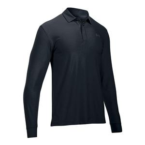 Men`s Long Sleeve Polo